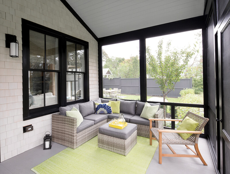 This Old House sun room renovation with Marvin Windows and Doors