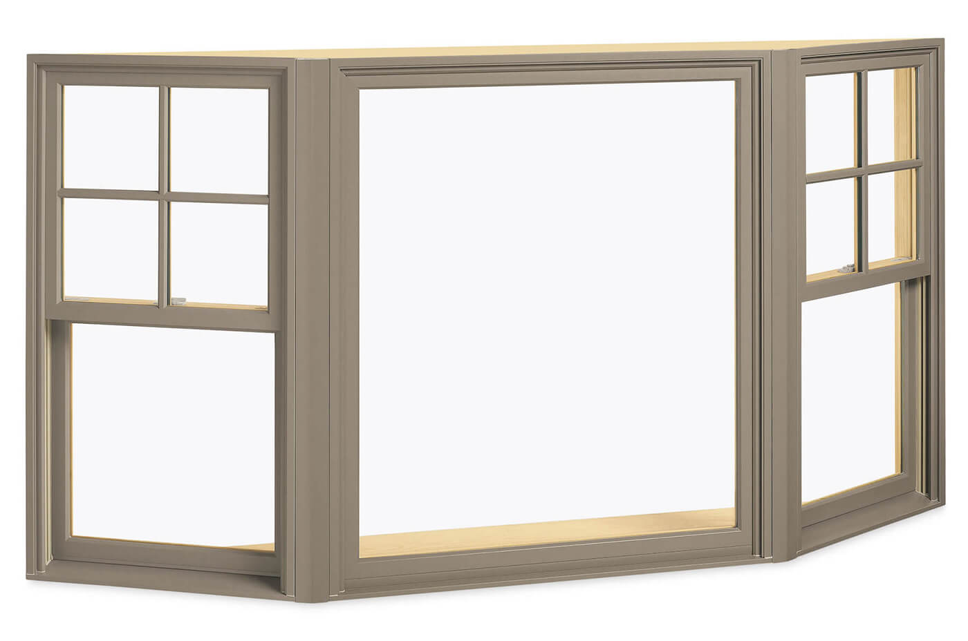 Integrity Wood Ultrex Bay Window Product Shot