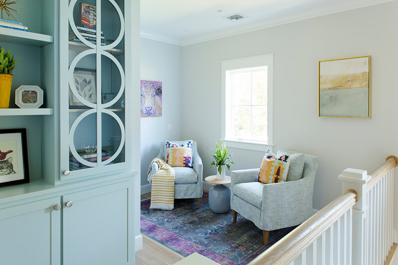 Reading nook with Marvin Window