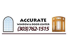 Accurate Window & Door Center,Englewood,CO