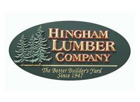 Hingham Lumber Company,Cohasset,MA