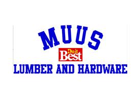 Muus Lumber & Hardware,Minot,ND