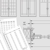 Technical Specifications CAD Drawing