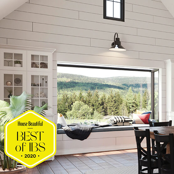 House Beautiful Best of IBS 2020 recognition for Marvin Windows new Innovative Products