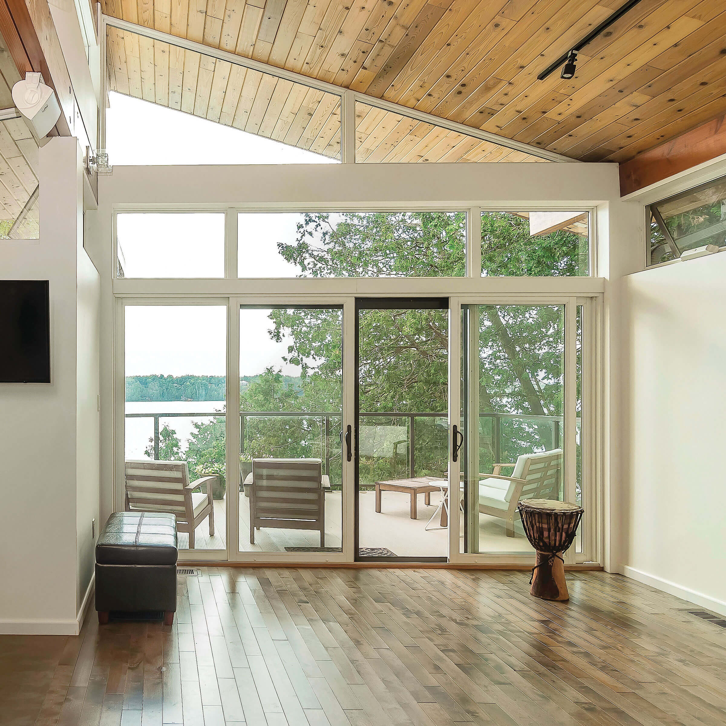Spacious Home With Marvin Essential Sliding Patio Door