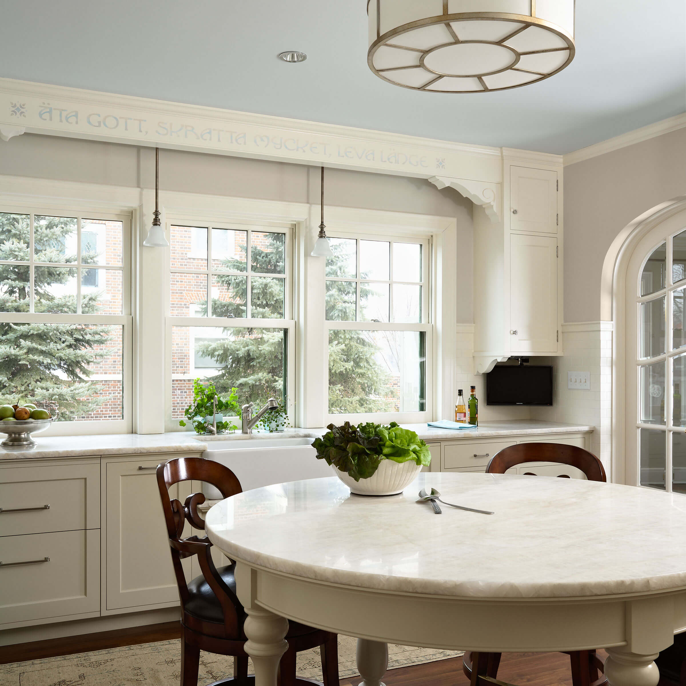 Kitchen With Ultimate Windows