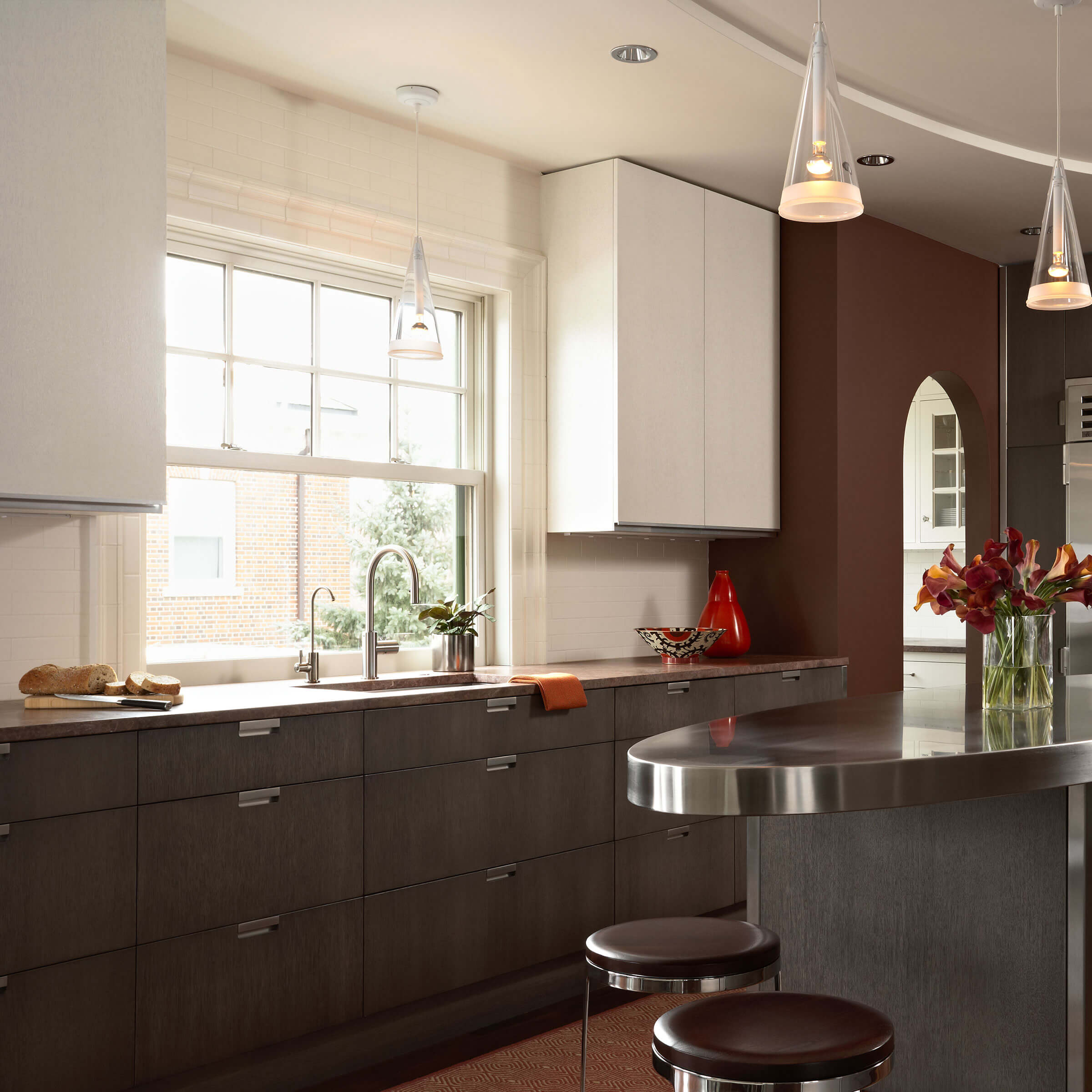 Large Kitchen With Ultimate Windows