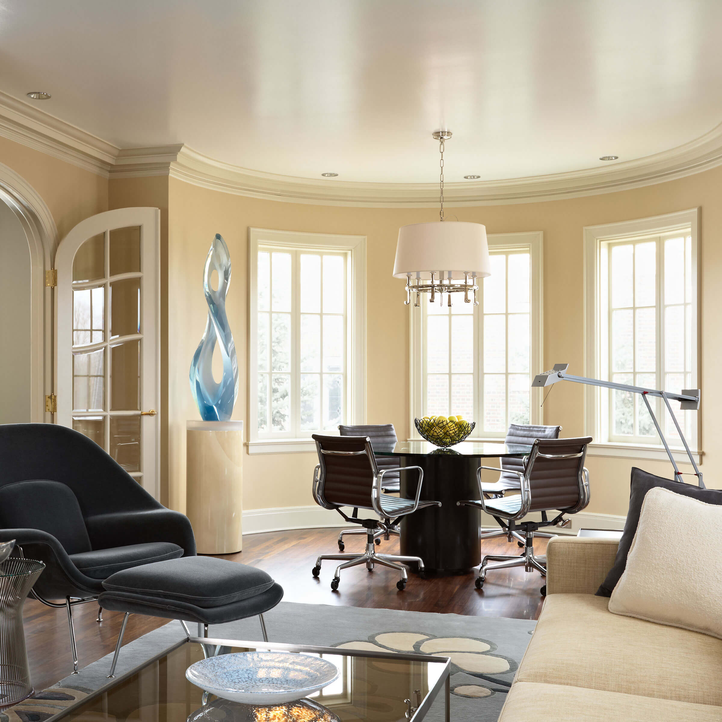 Dining Room With Ultimate Windows