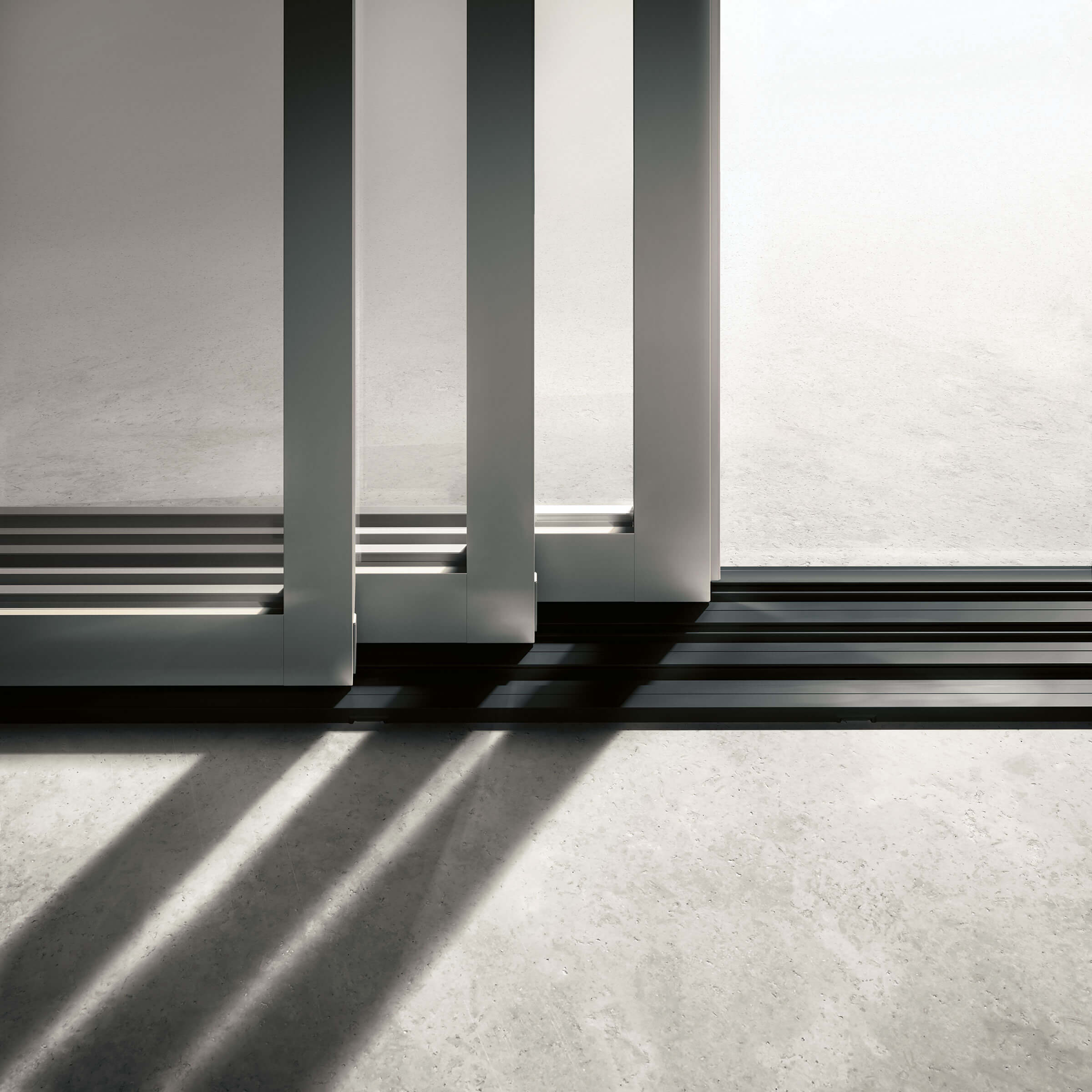 Signature Modern Multi-Slide Door Flush Sill