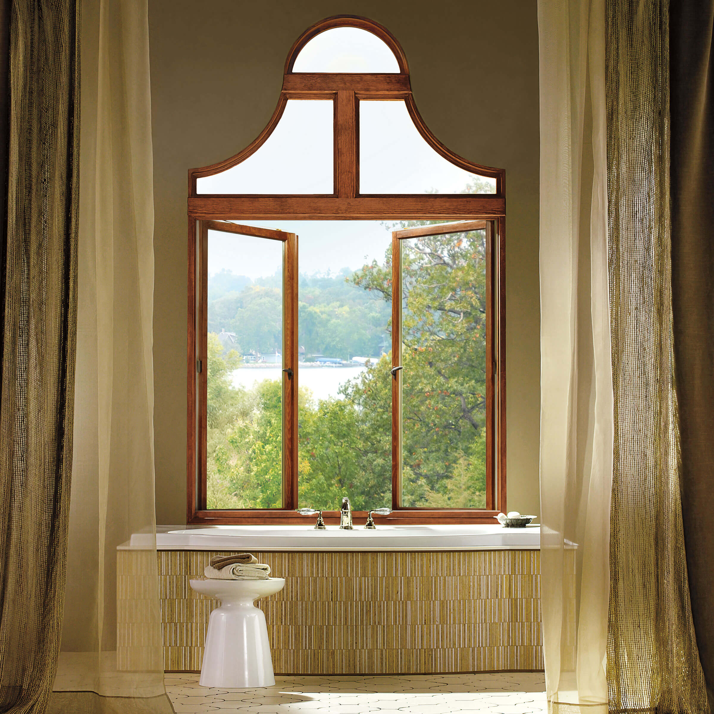 Large Open Signature Ultimate French Casement Push Out Window
