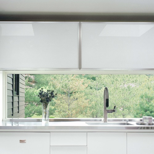 Kitchen With Signature Ultimate Picture Window