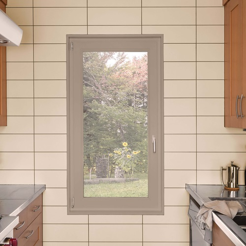 Kitchen With Signature Ultimate Tilt Turn Window
