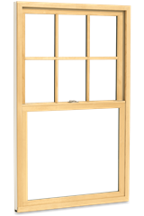 Marvin Elevate Double Hung Insert Window Interior View