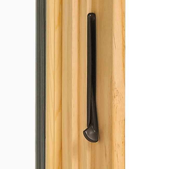 Oil Rubbed Bronze Latch Lock On Window