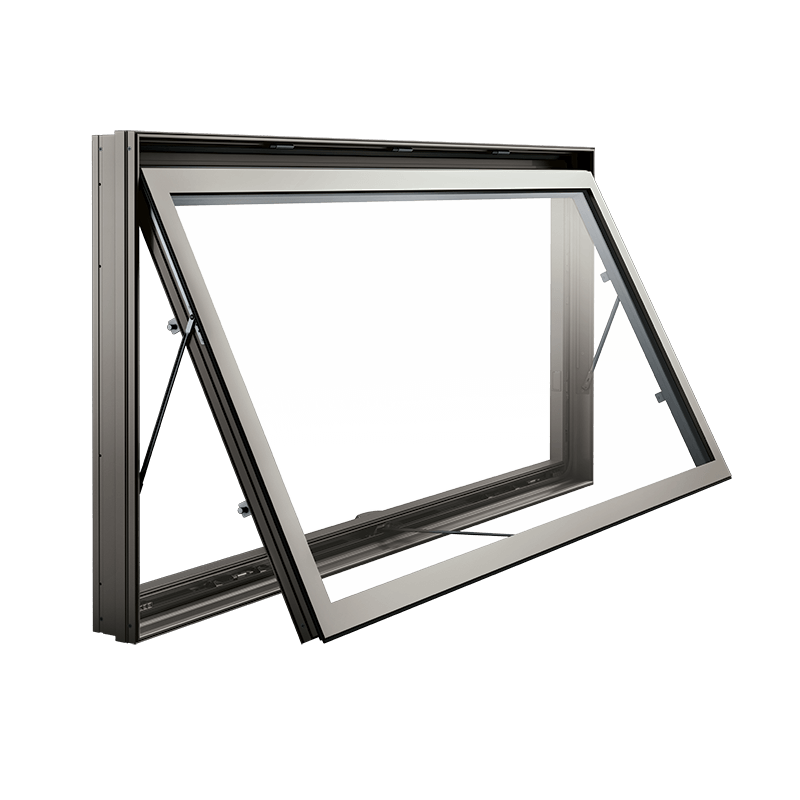Signature Modern Awning Window Exterior View