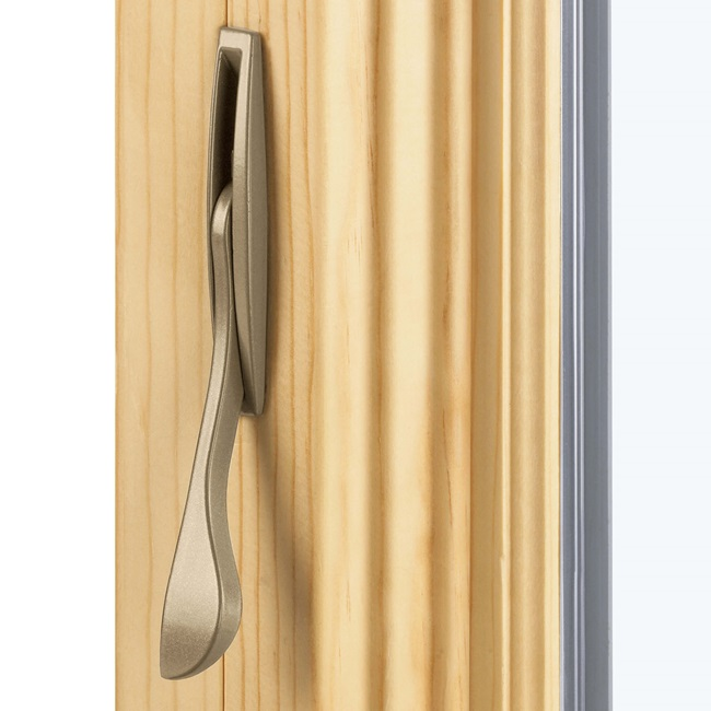 Lock on Casement Window