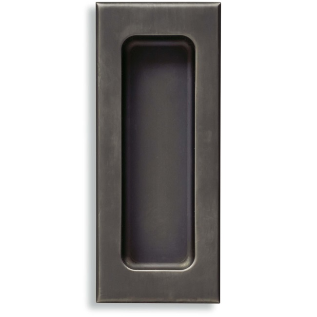Exterior Oil Rubbed Bronze PVD Finish