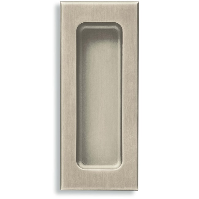 Exterior Handle Satin Nickel PVD Finish