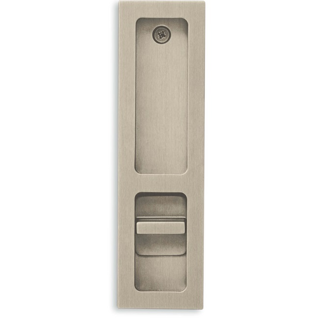 Interior Handle Satin Nickel PVD Finish