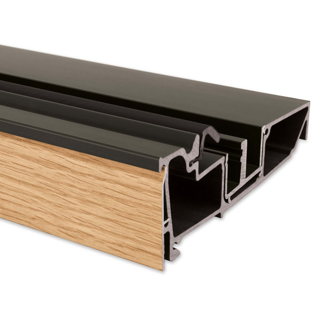 Interior Wood Liner Performance Sill Bronze