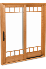 Signature Ultimate Sliding French Door Interior View