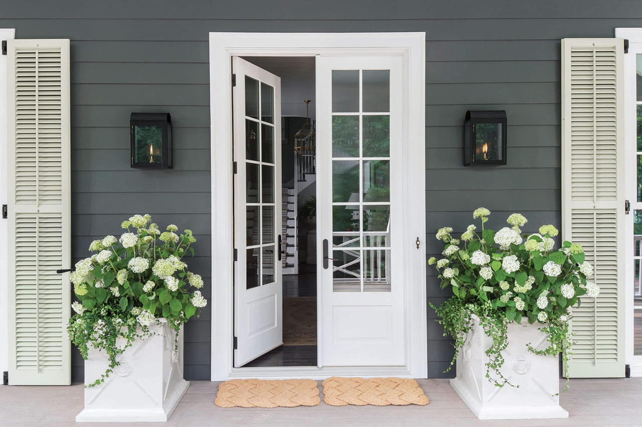 Swinging French Patio Doors Ultimate Door Marvin