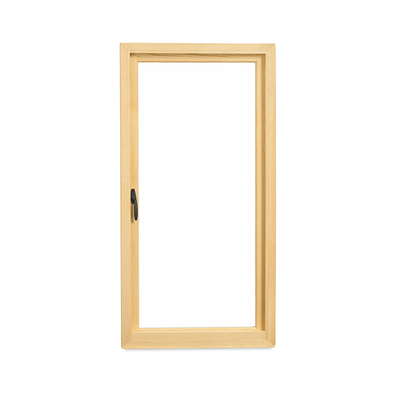Signature Ultimate Casement Push Out Narrow Frame Window Interior View