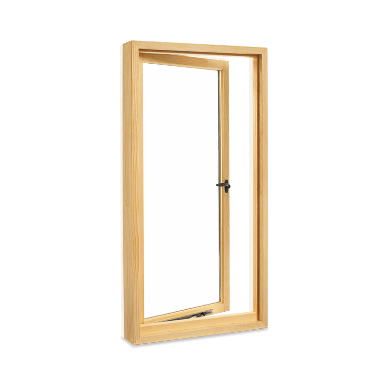 Signature Ultimate Casement Push Out Window Interior View