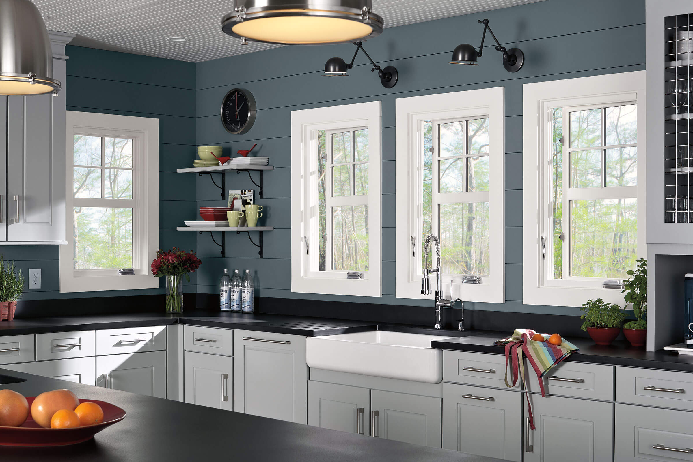 Kitchen With Signature Ultimate Casement Windows