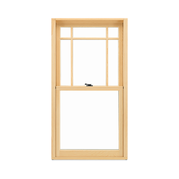 Signature Ultimate Double Hung Insert Window Interior View