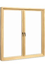 Signature Ultimate French Casement Push Out Window Interior View