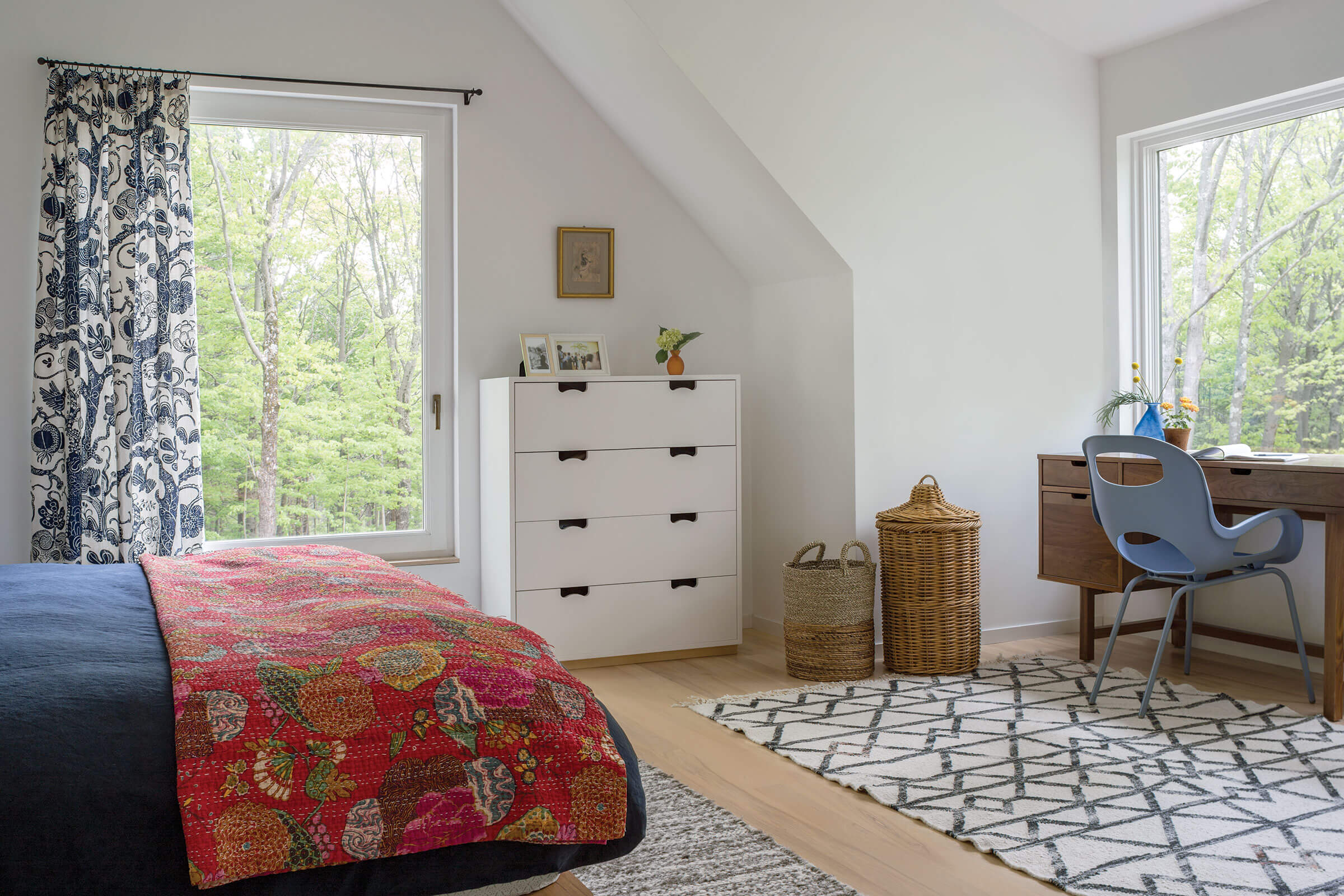 Bedroom With Signature Ultimate Tilt Turn Window