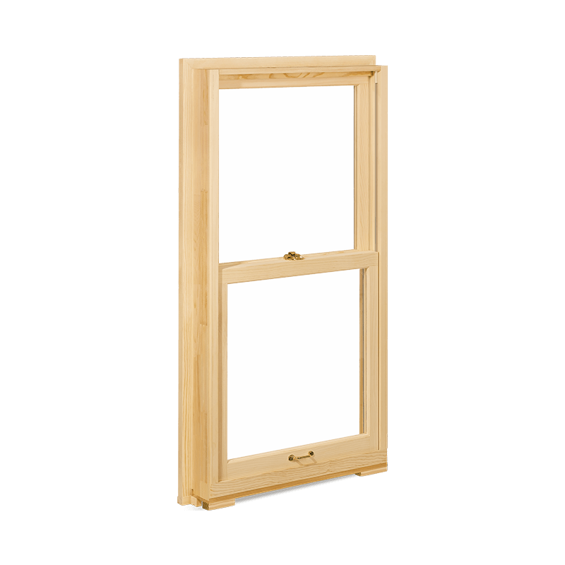 Signature Ultimate Wood Double Hung Insert Window Exterior View