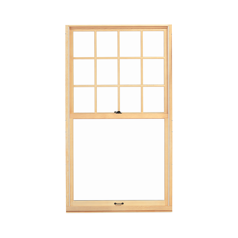 Signature Ultimate Wood Double Hung Magnum Window Interior View