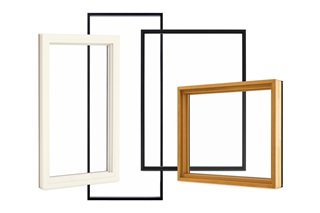 Collection of Marvin Picture Window frames