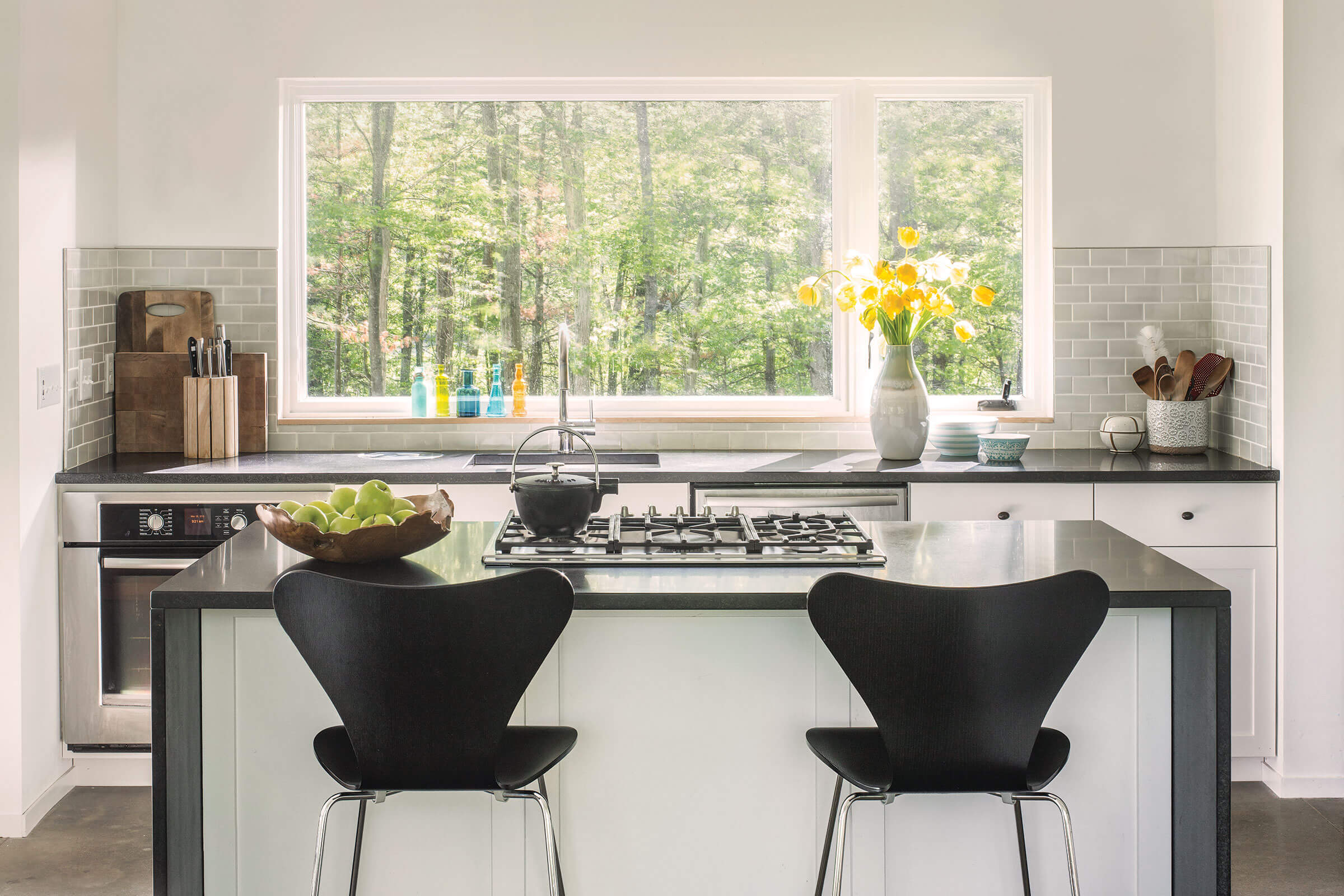 Kitchen With Ultimate Casement Windows