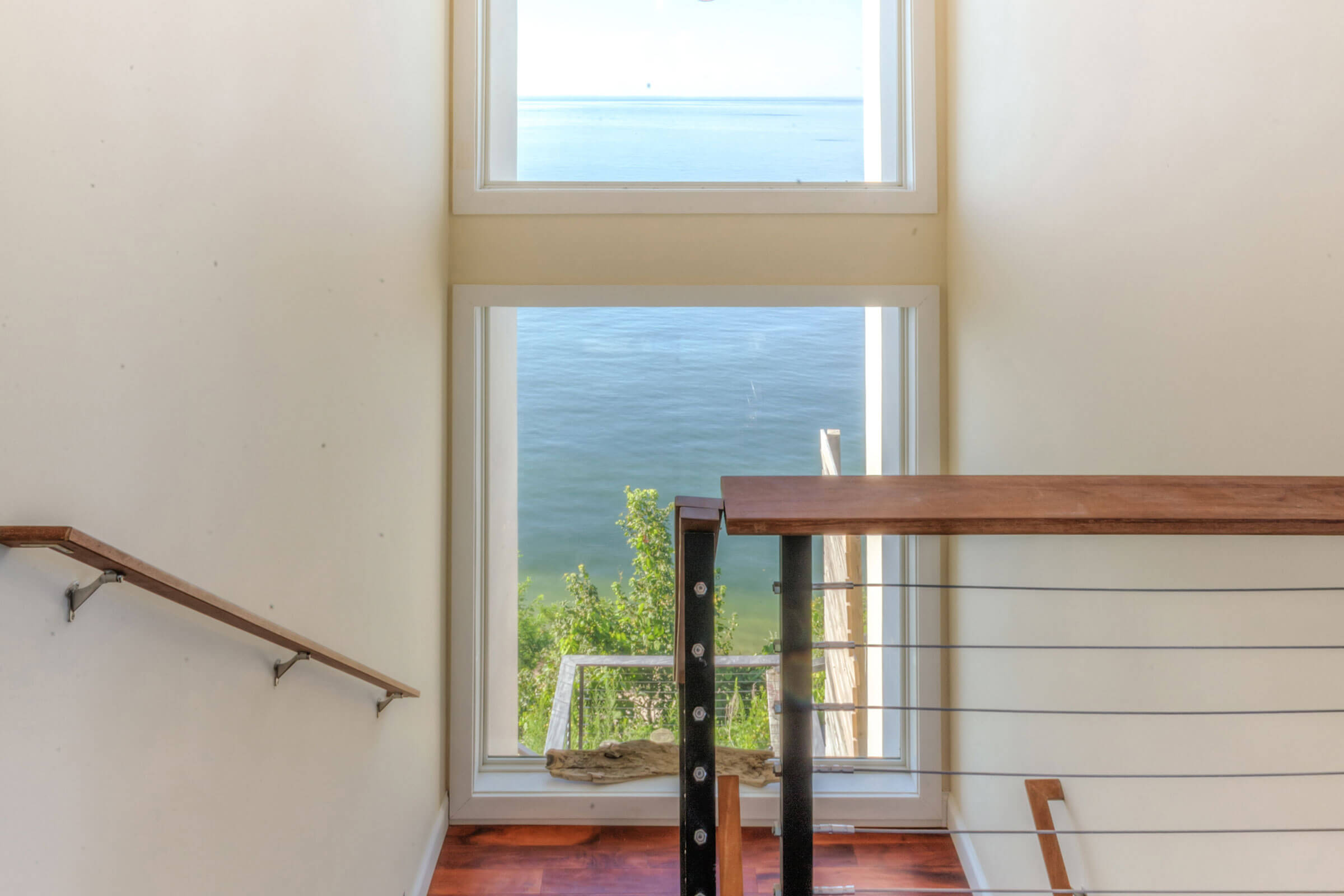 Beach House With Essential Casement Window