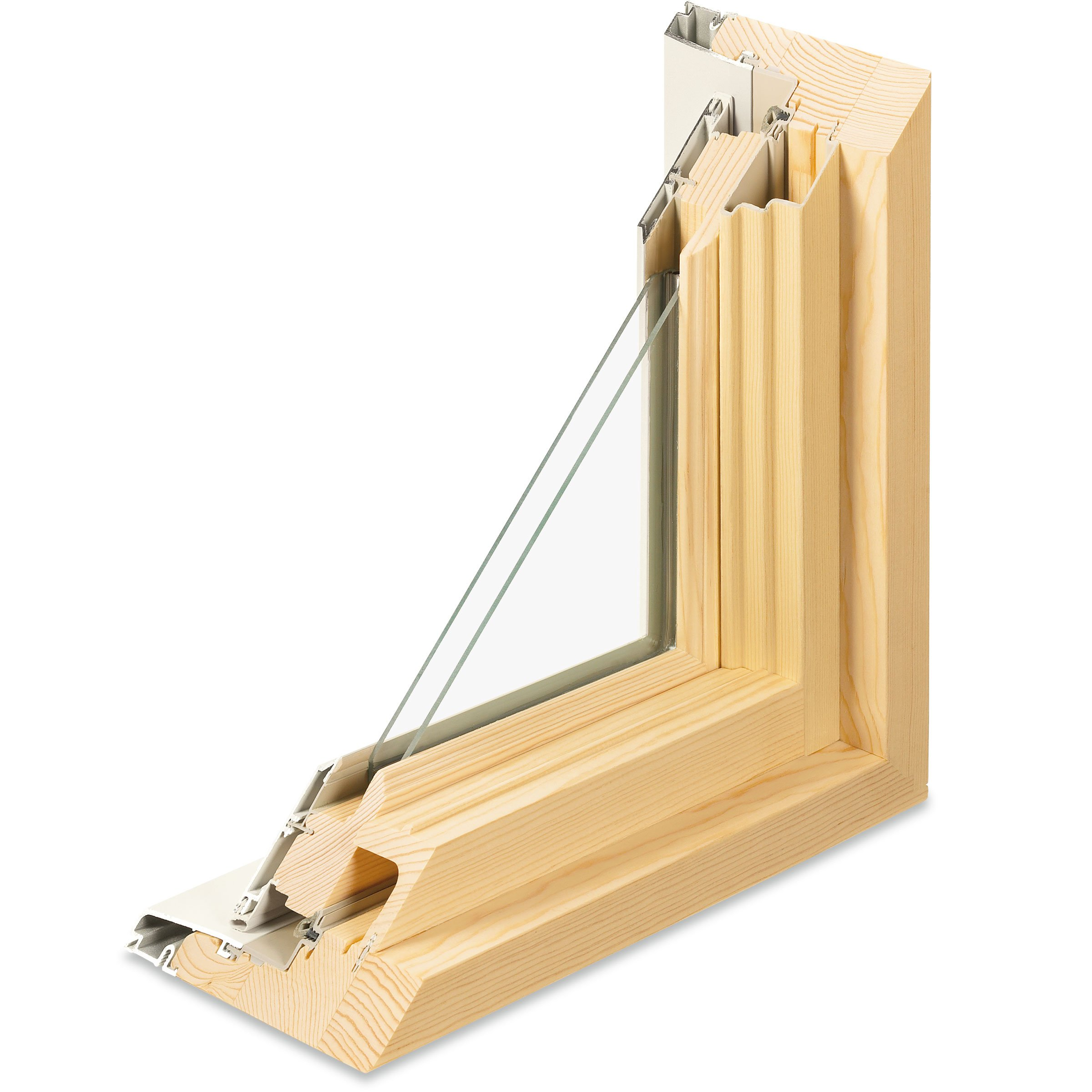 Marvin Insulating Glass Dual Pane Glazing