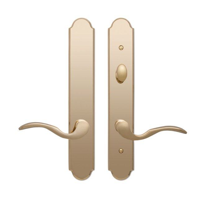 Arch Chester Polished Brass