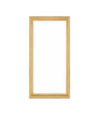 Marvin Elevate Picture Window Interior Pine