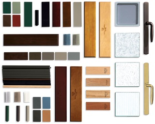 Marvin Replacement Windows And Doors Product Options Sample